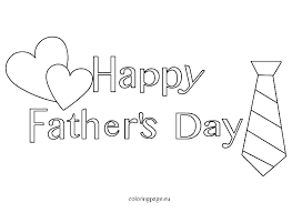 happy fathers day grandpa coloring pages printable tree children for c
