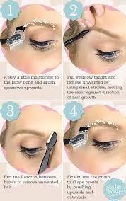 eyebrow cutter. japonesque brow touch up razor set eyebrow cutter n