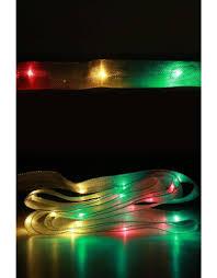 Decolint 2 Meter Met 20 Lampjes Rood Geel Groen
