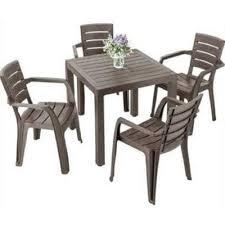rimax plastic patio furniture