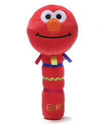 Elmo Light Up Wand Another Great Find On Zulily Elmo Squeaker Wand By Sesame