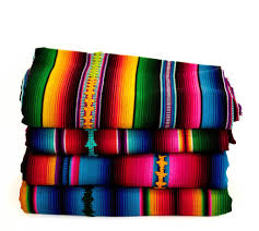 guatemalan hacienda colorful throwblanket  gratefully danielle