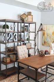 Model Home Monday. Office DecorOffice IdeasHome ...