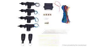$19.80 (<b>Free Shipping</b>) 4-Door Remote Control <b>Car Central</b> Lock ...