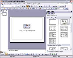 2003 Charts Inserting Charts In Powerpoint 2003 For Windows