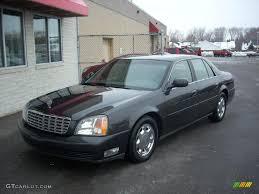 2001 Graphite Cadillac DeVille Sedan #26549423 | GTCarLot.com ...
