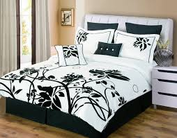 full size of uncategorized black and white duvet covers for amazing black white silver bedding