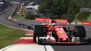 F1 Lights Out Game