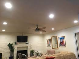 how to install recessed lighting in existing ceiling new installed 7 new led recessed lights with