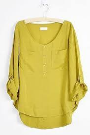 Turnback Placket Grandad Shirt - Tops - Apparel - <b>Topshop</b> USA ...