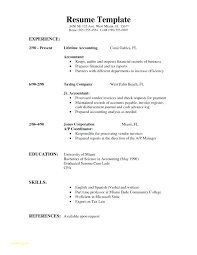 Sample Resume Formats Download Sample Resume In Word Preschool ...