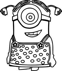 Small Picture Coloring Pages Despicable Me Coloring Pages Minions For Kids