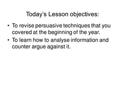 writing to persuade anti smoking lesson by missrathor teaching anti smoking writing lesson ppt