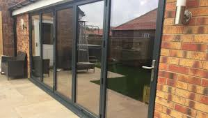 roof lanterns bifold doors