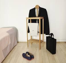 bedroom secret a valet keeps clutter at bay
