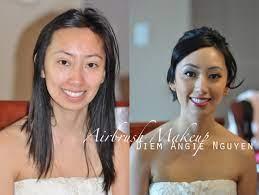 airbrush makeup vs regular makeup