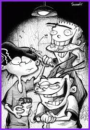 Old Cartoon Wallpaper posted by Ryan ...