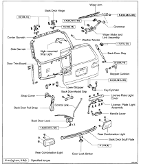 2009 honda civic wiring diagram 2009 discover your wiring 2004 toyota sienna rear door