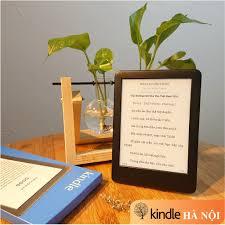 Tặng Cover] Máy đọc sách Kindle Basic 2019 - All-new-kindle 2019 có đèn  nền, màn hình 6'', nghe Audible, 4GB giá cạnh tranh