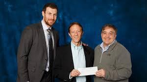 Bill Losasso honored as Lightning Community Hero