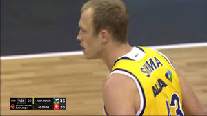 Turkish Airlines EuroLeague - Luke Sikma and Chris Singleton highlights  19/20 Season