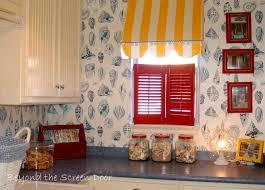 Kitchen Wallpaper Designs Kitchen Wallpaper Red And White Best Kitchen Ideas 2017