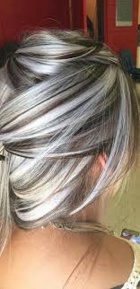 Trendy Hair Highlights Picture Description Heavy