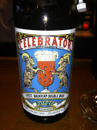 Image result for ayinger celebrator doppelbock beer