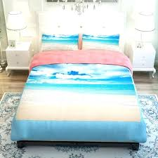 beach duvet covers beach themed duvet covers ocean themed duvet covers sunset ocean blue sea sandy beach duvet covers