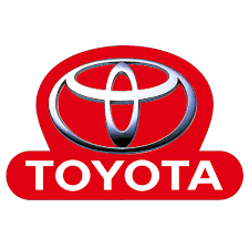 toyota logo red. toyota logo giant advertising inflatable red