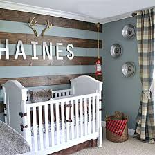 24 charmingly rustic nursery rooms