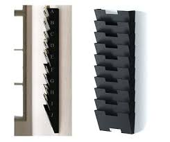 wall mounted office. Wall Mount Office Organizer Charming Inspiration Beautiful Ideas File Letter Documents Storage Hanging Display Mounted Home