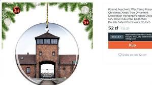 Christbaumschmuck Mit Auschwitz Motiven Bei Amazon Entdeckt