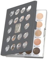 kryolan hd micro foundation mini palette