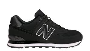new balance 574 black. new balance high roller 574, black 574