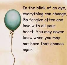 Wise Quotes About Change Impressive In The Blink Of An Eye Everything Can Change Life Quotes Quotes