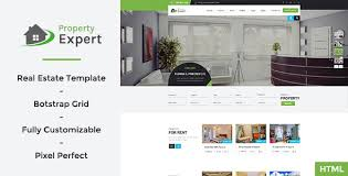 Property Expert Real Estate Html Template Free Download Graphic Dl