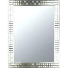 brushed nickel mirror. Brushed Nickel Mirror Brackets Amazing Framed Bathroom House Decorations With Awesome Dressing And Regard To Nic I
