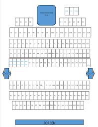Top Twelve Govinda Griffith Regional Theatre Seating Chart