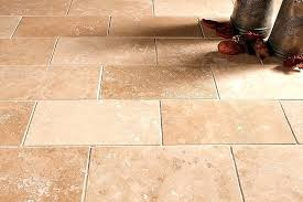 travertine floor tiles honed and filled tile designs pros cons