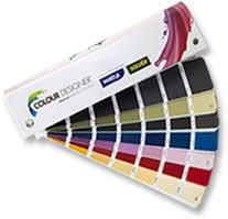 Solver Paint Chart Colour Designer