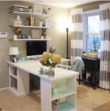 Office rooms ideas Guest Bedroom My New Ikea Desk Home Office Layoutshome Office Spaceoffice Room Ideasspare Pinterest 2864 Best Scrap It Images On Pinterest Craft Arquitetura And At Home