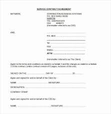 Other types of separation agreement templates. 40 Service Agreement Template Word Markmeckler Template Design Contract Template Contract Agreement Words