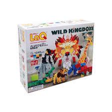 "<b>Конструктор</b> ""<b>Animal</b> World <b>Wild</b> Kingdom"" LaQ – купить по цене ..."