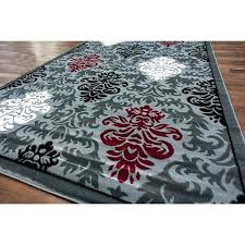 black and grey rugs post black grey silver rugs black and grey rugs