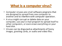 antivirus and virus powerpoint presentation