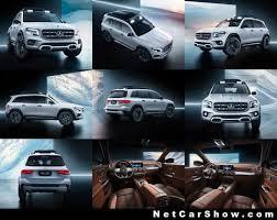 Das suv tritt mit bis zu sieben sitzen vor allem gegen den vw tiguan allspace an. Mercedes Benz Glb Concept 2019 Pictures Information Specs