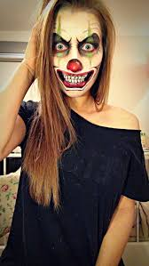 laughing clown makeup for