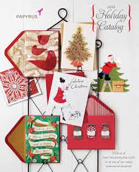 PAPYRUS 2015 Holiday Gifts & Custom Printing Guide by ...