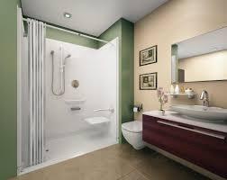 Bathroom:Small Bath Ideas, Bathroom, Small Room White Wall And Flooring In  Modern